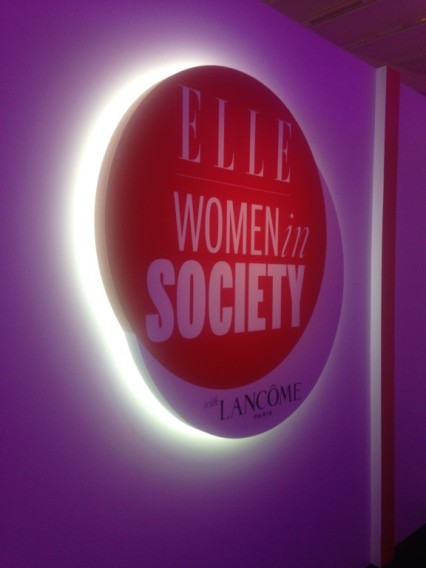 ELLE women in society 2015-2