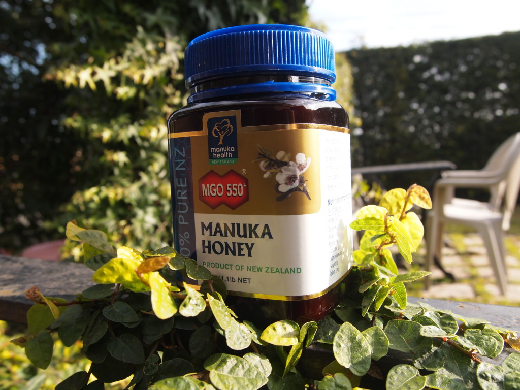 manuka honey romrem